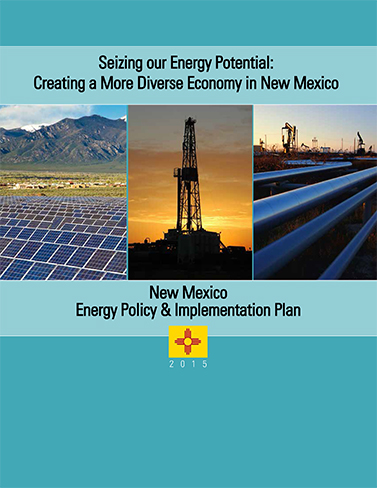 NM Energy Policy-Implementation Plan_2015_(cover)