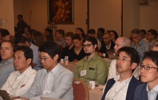 Attentive audience at the EPRI-Sandia 2015 PV Symposium