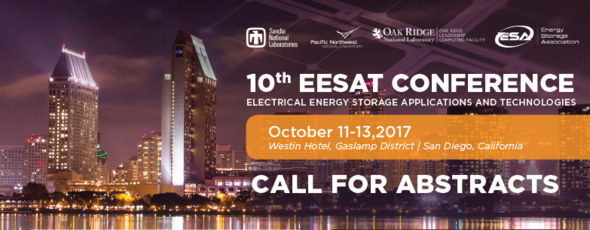 The 10th EESAT Conference Call for Abstracts is Now Open
