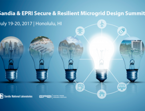 Registration is Open for the 2nd Secure & Resilient Microgrid Design Summit