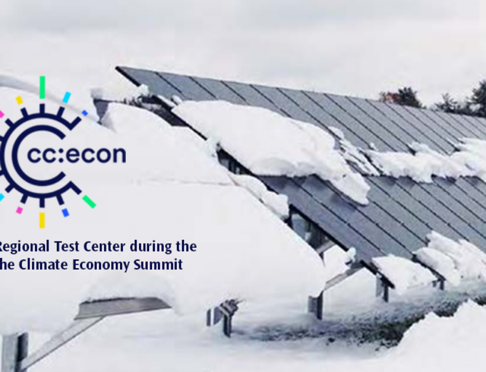 Sandia National Laboratories to host a Tour of the Vermont Regional Test Center as part of the Catalyst of the Climate Economy Summit September 8, 2017