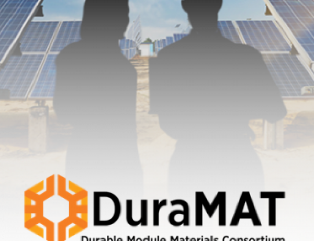 Registration is Open for the Fall DuraMAT Workshop, Nov 7-8