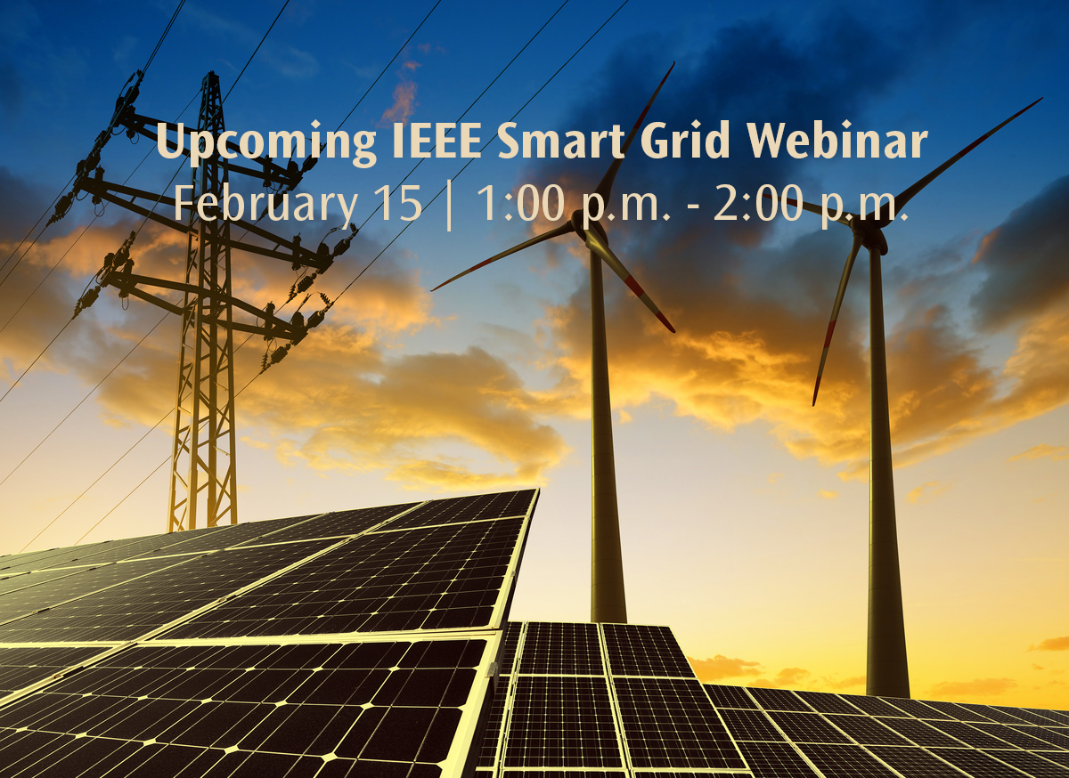 Upcoming Webinar: Advances in Distribution System Time-Series Analysis for Studying DER Impacts