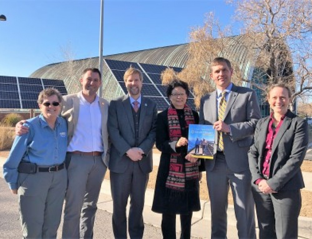 Sandia Joins Senator Martin Heinrich in Launching the Solar Toolkit
