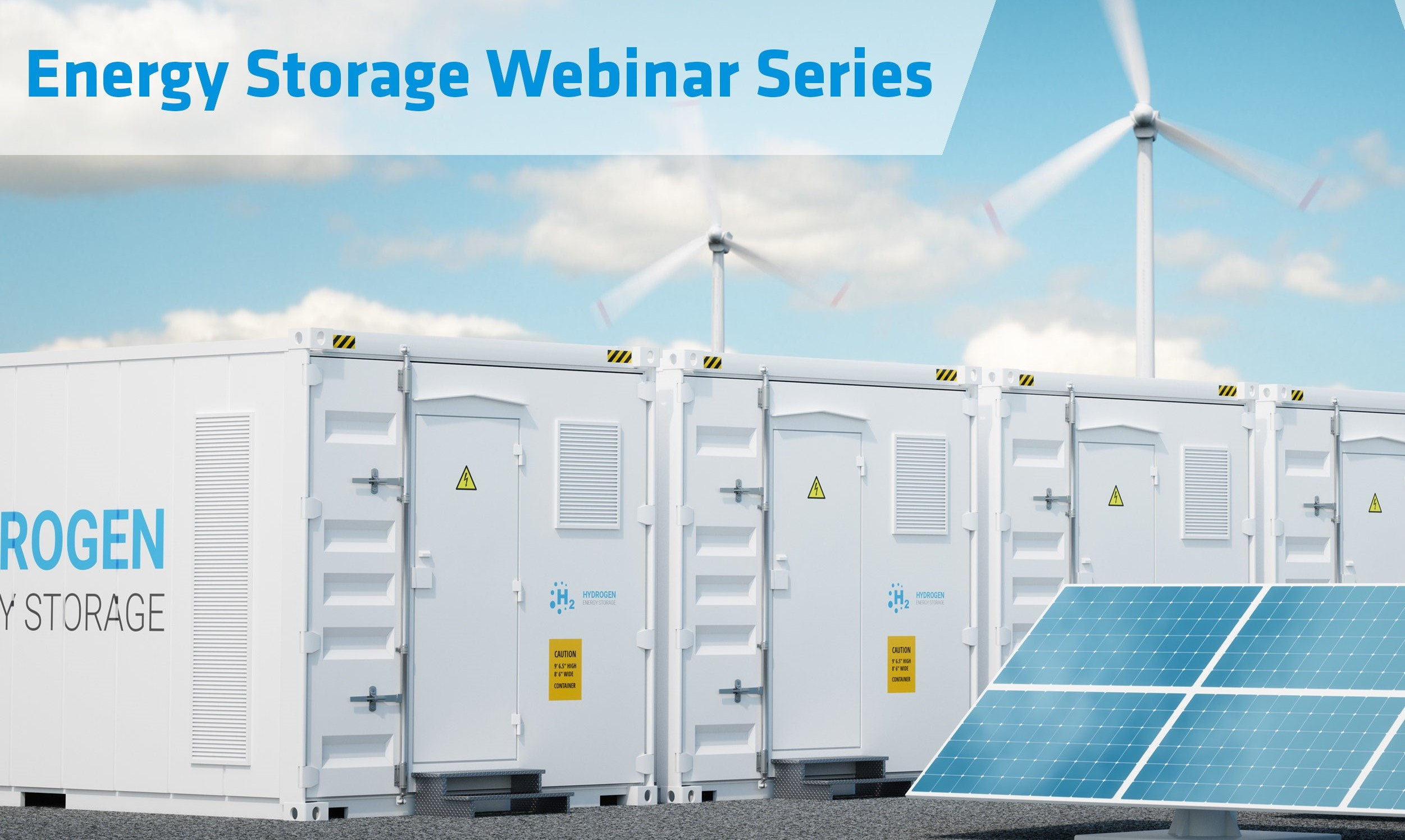 New Webinar Series Highlights Role of Energy Storage in Future Electric Power Sector
