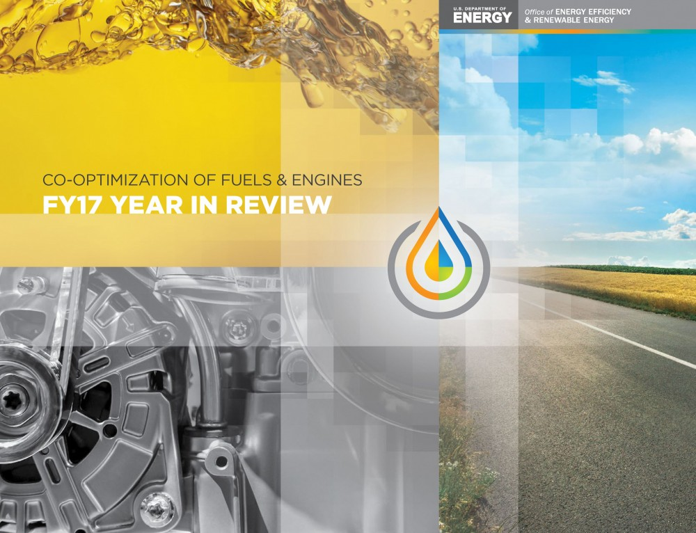 Co-Optima Report Focuses on Strengths of Nation's Energy Resources and Existing Infrastructure