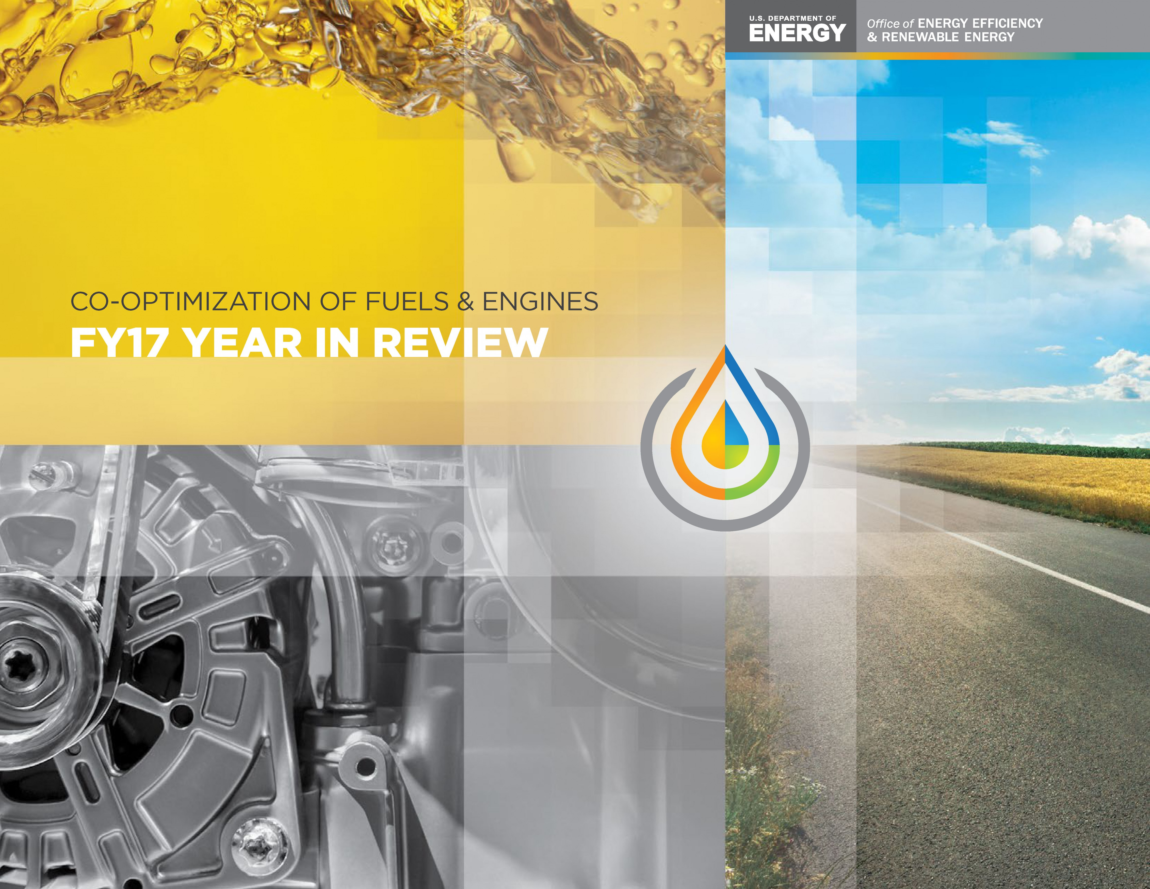 Co-Optima Year in Review Report highlights 2017 accomplishments