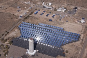 National Solar Thermal Test Facility (NSTTF) Solar Tower