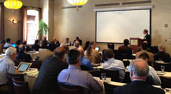 The Utilities Panel presentation during the Energy Storage Safety Workshop.