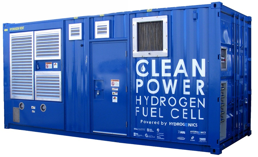 What Is A Fuel Cell >> Maritime Hydrogen Fuel Cell Generator Project – Sandia Energy